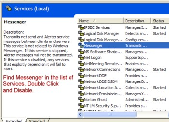 Messenger Service