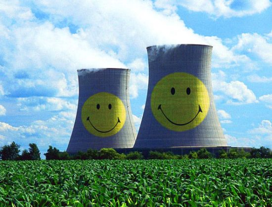 Nuclear Power Plant Reactor. DIY Nuclear Fusion Reactor