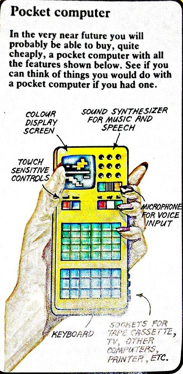 pocket-computer