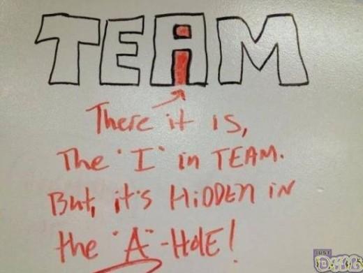 team-a-hole